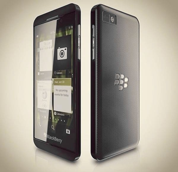Blackberry 10 L series