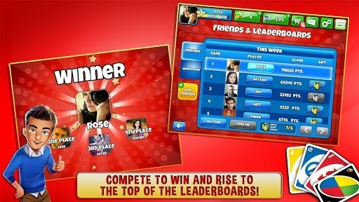 uno android game