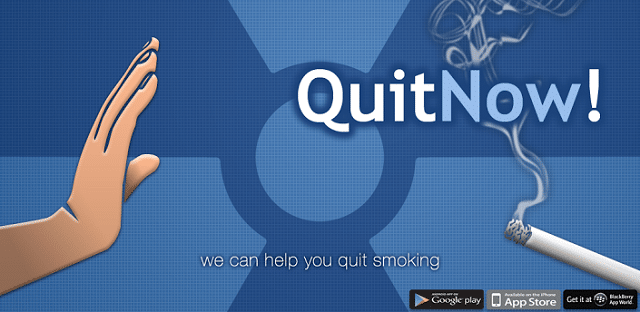 QuitNow! - Quit smoking