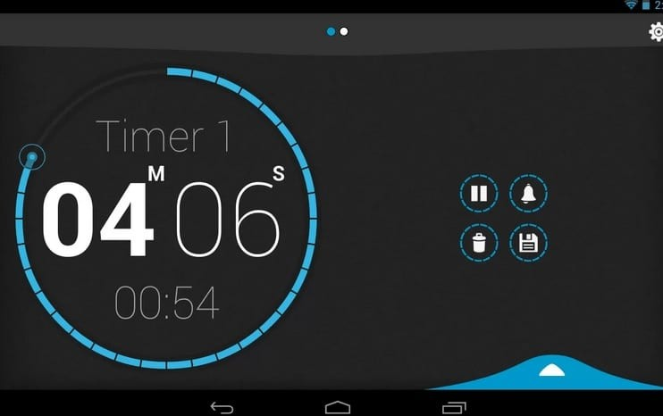 beautiful timer best android app