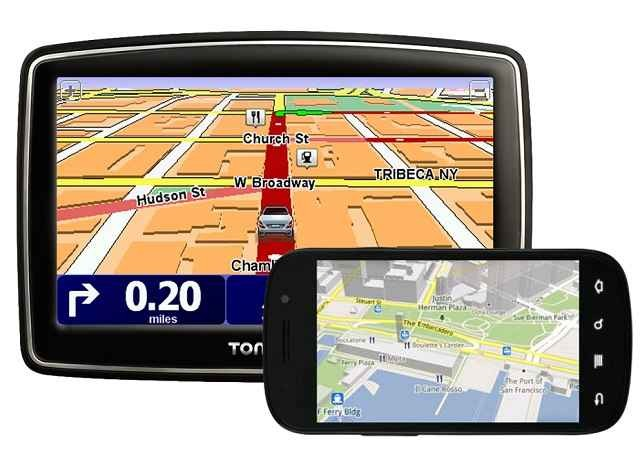 google-maps-vs-GPS-devices