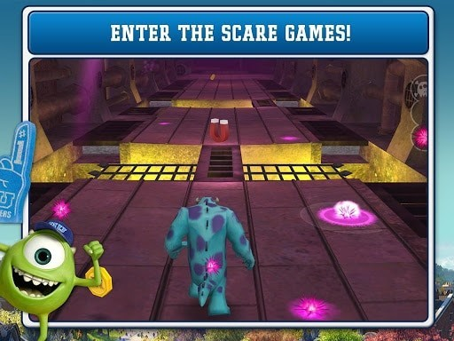 monsters university best android apps