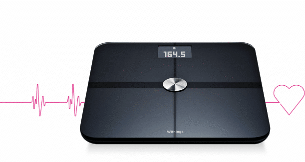 smart body analyzer iphone medical accessory