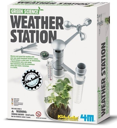 weather station kit gadget