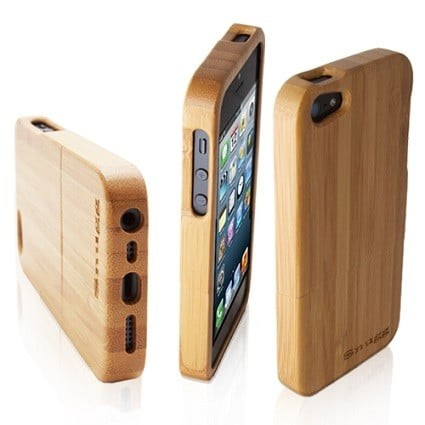 iphone 5s bamboo case