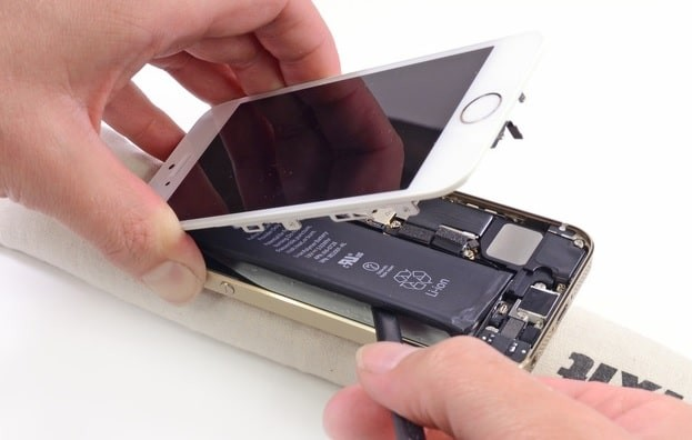 iphone 5s battery glue