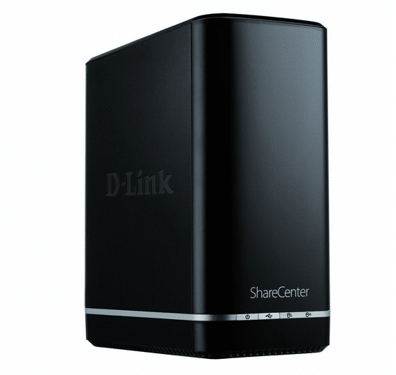 D-Link ShareCenter Cloud Storage 2000 2-Bay (Diskless) Network Attached Storage (DNS-320L)