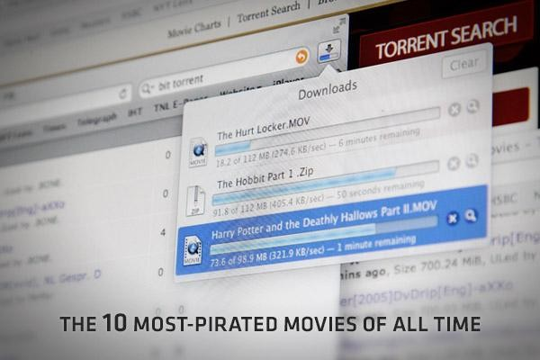 Don't pirate a movie
