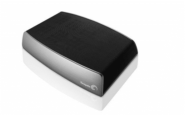 Seagate Central 2 TB Shared Storage Ethernet External Hard Drive