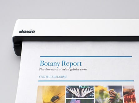 doxie scanner