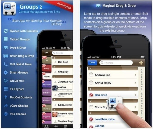 groups-sms-mail-and-manage-contacts
