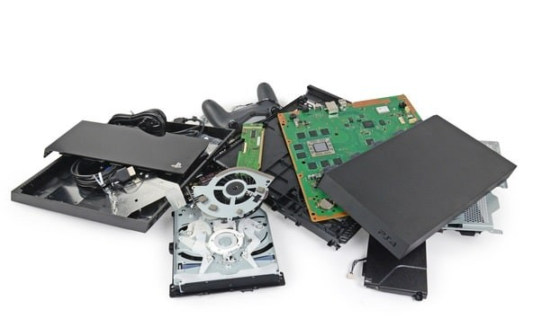 ps4 tear down