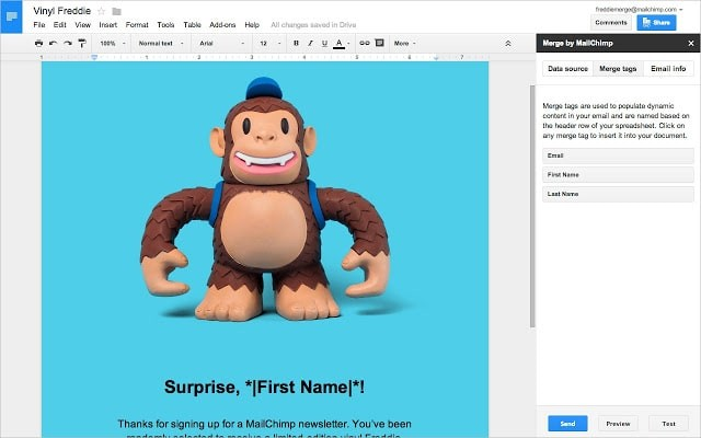 merge by mailchimp best google drive add-on