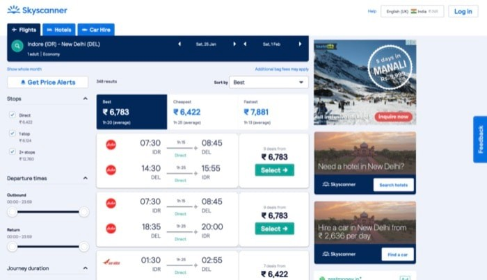 Best Flight Price Predictor Tools And Apps