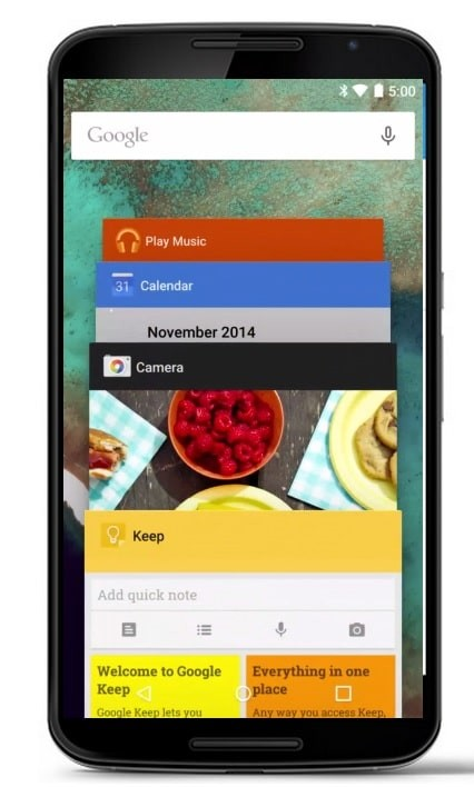 android l 5 0