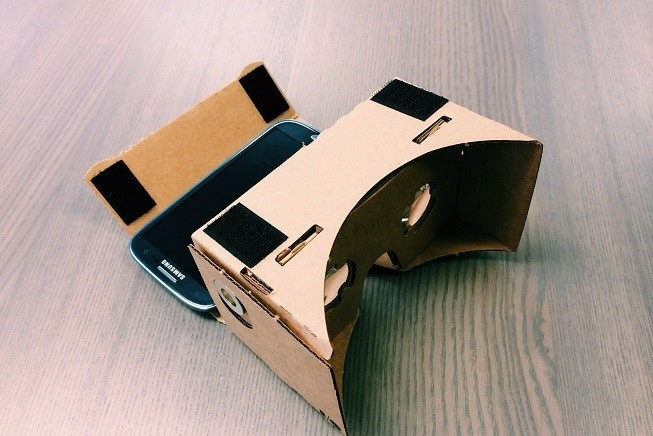 google cardboard maps street view