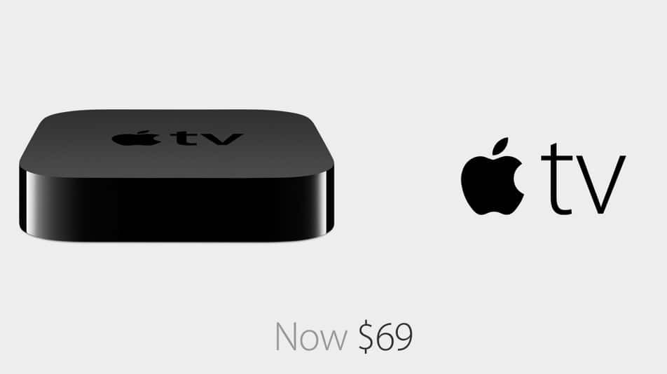 apple tv discounted