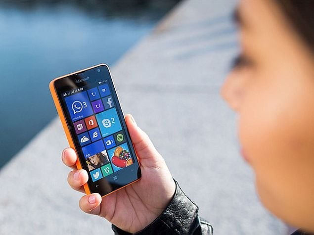 microsoft lumia 430 india