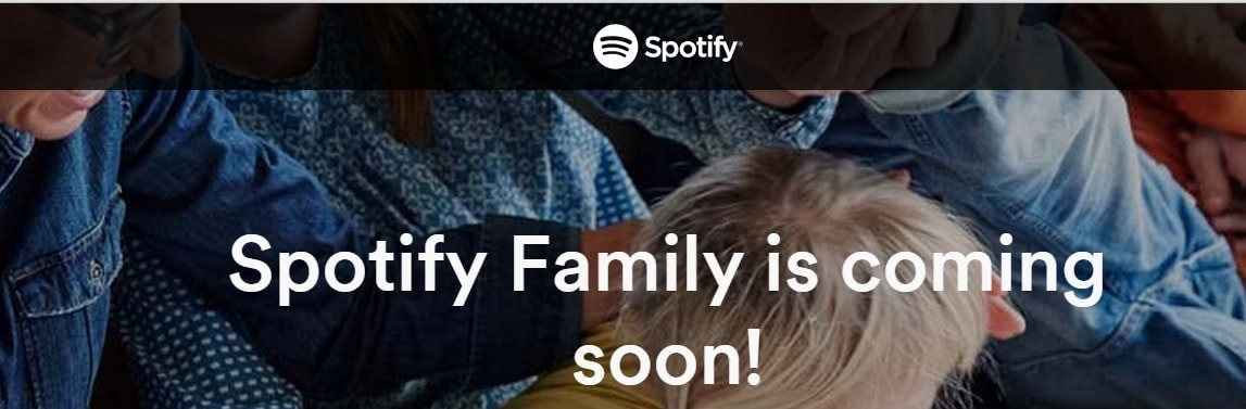 spotify family apple music