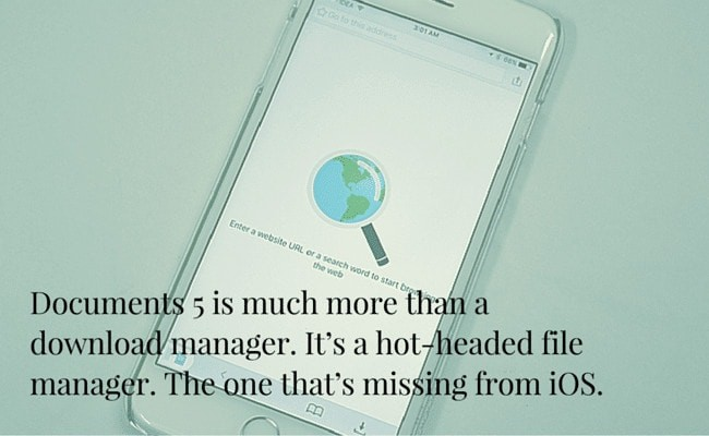 download manager iphone 12