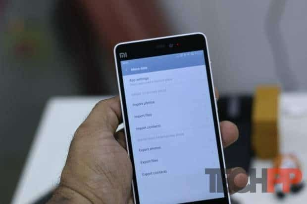 Second Space MIUI Features 5