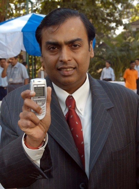reliance feature phone