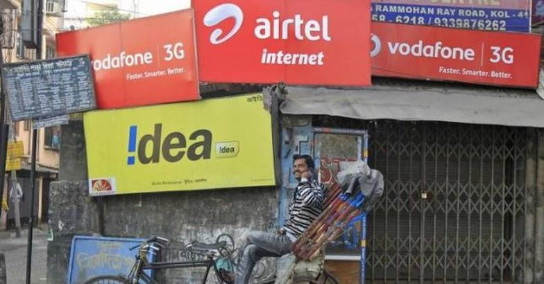 telecom carriers india