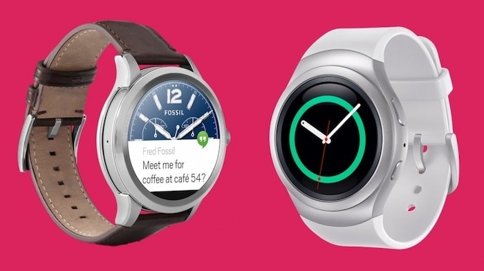 android wear tizen