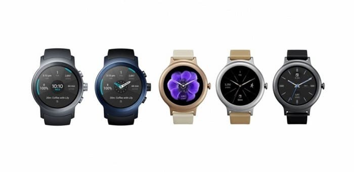 lg android wear 2