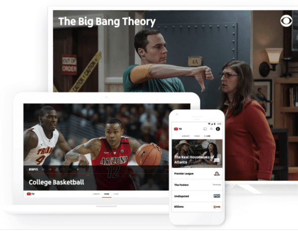 YouTube TV Starts Supporting Mozilla Firefox Browser