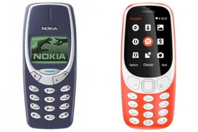 nokia 3310 old new