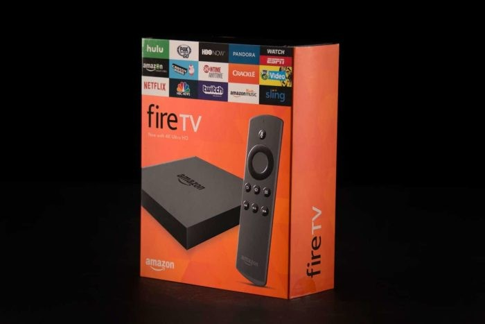 Amazon Fire TV India
