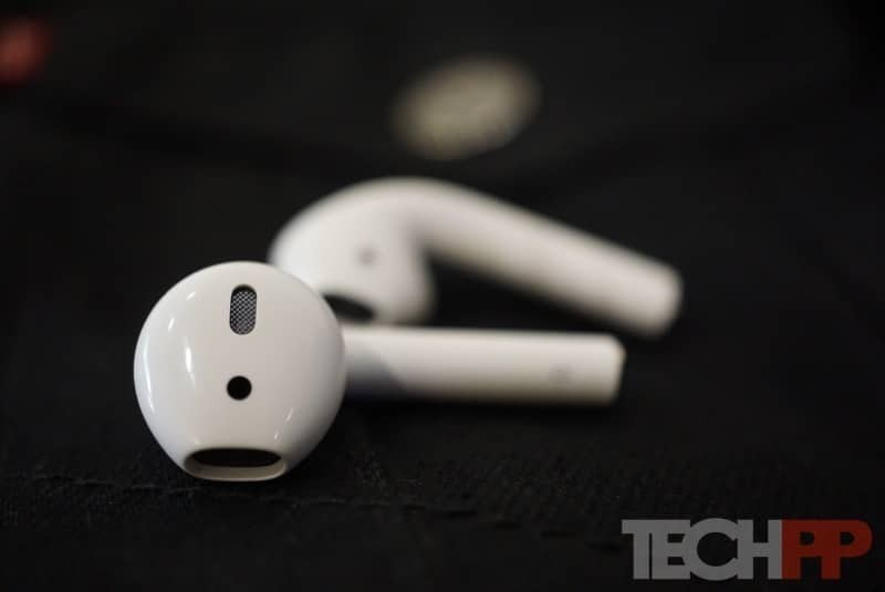 Beware, the Live Listen feature on AirPods can be used to eavesdrop on your conversations