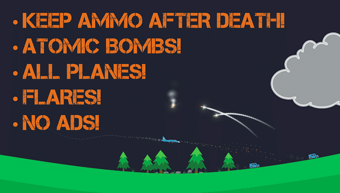 atomic bomber pro android