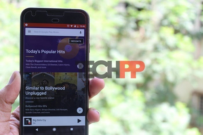 Google Play Music Found to be Hosting Pirated Content