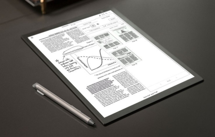 sony digital tablet