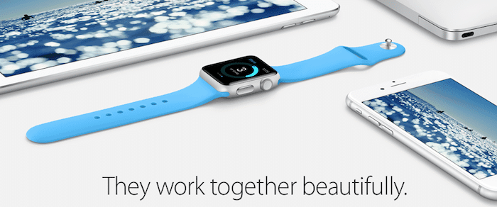 apple watch apple devices