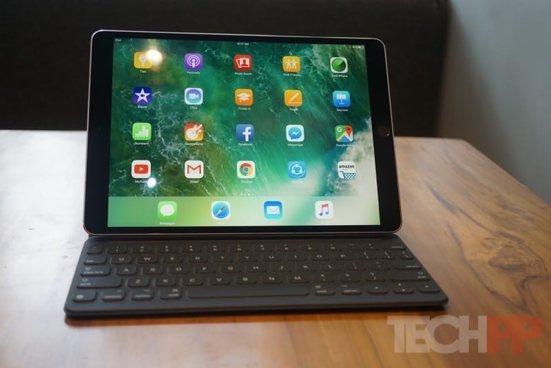 Forget Apple Pencil support, what the iPad for schools needs is a keyboard!