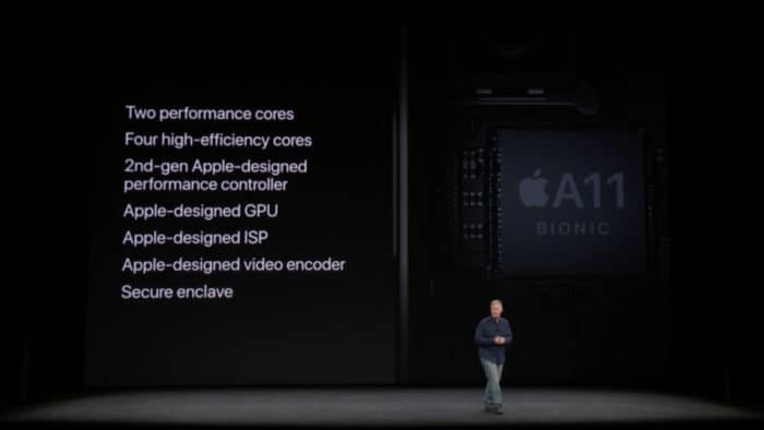 Apple A11 Bionic Chip Features