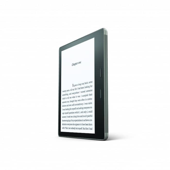 All New Kindle Oasis side