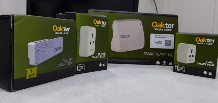Oakter Smart Home Products Review with Amazon Echo Integration