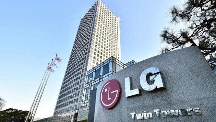 LG's Revenues in 2017 were its Highest in Eight Years