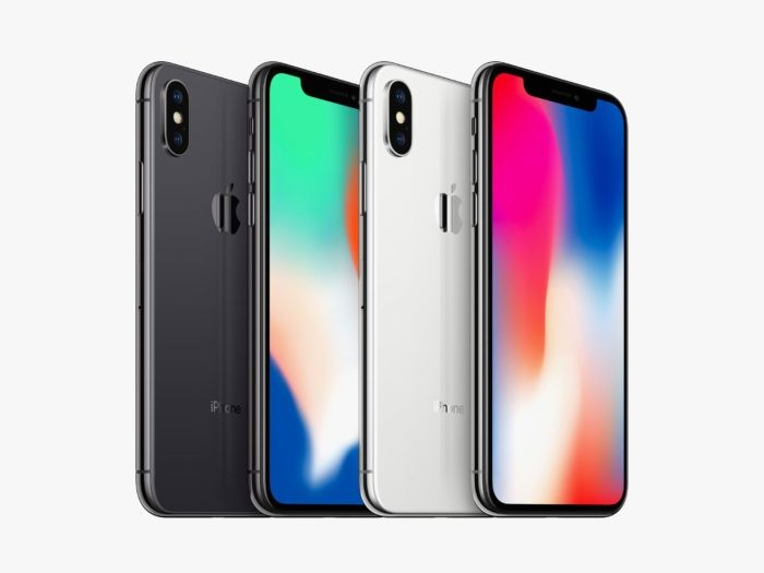 iPhone X Best Selling Smartphone