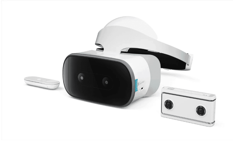 Lenovo Announces VR Classroom Kit with Standalone Mirage Solo Daydream Headset