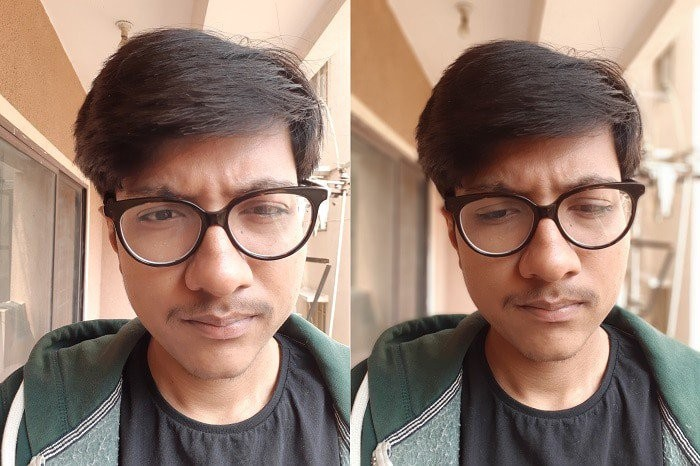 samsung galaxy a8 plus front camera samples