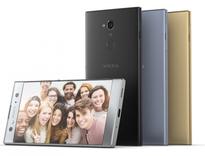 Sony Decides to Retain the Same Outdated Design with the new Xperia XA2 and XA2 Ultra