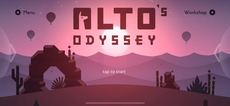 Review: Alto's Odyssey (iOS): A classic gets a classy, calm sequel