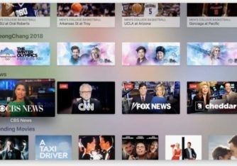 Apple TV App now Gets a Live News Streaming Section