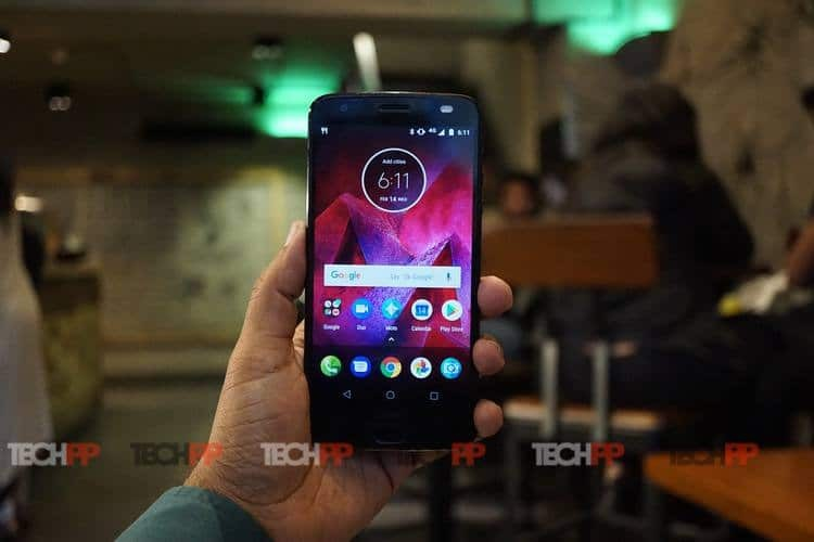 moto z2 force review 9