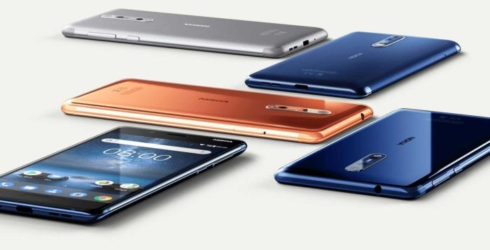 Nokia 8 and Nokia 5 Receive Major Price Cuts in India